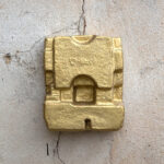 ColdBrew VIII gold, 2021, 15x17x7cm
